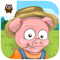 Happy Farm Piggies FULL icon
