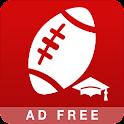 Football Schedule NCAA Ad Fee icon