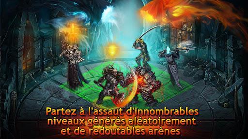 Télécharger gratuit World of Dungeons: Crawler RPG APK MOD 1