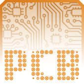 PCB Orange ⁞ CM12 Theme