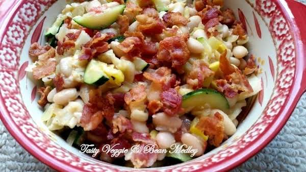 ~ Tasty Veggie & Bean Medley ~ Recipe