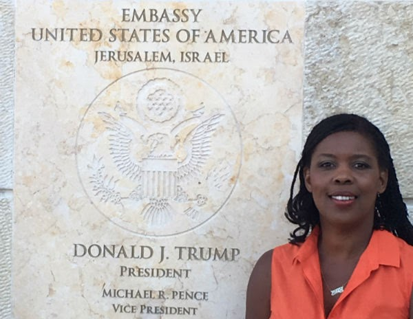 Star Parker: Trump affirms America's dedication to the Hebrew Bible