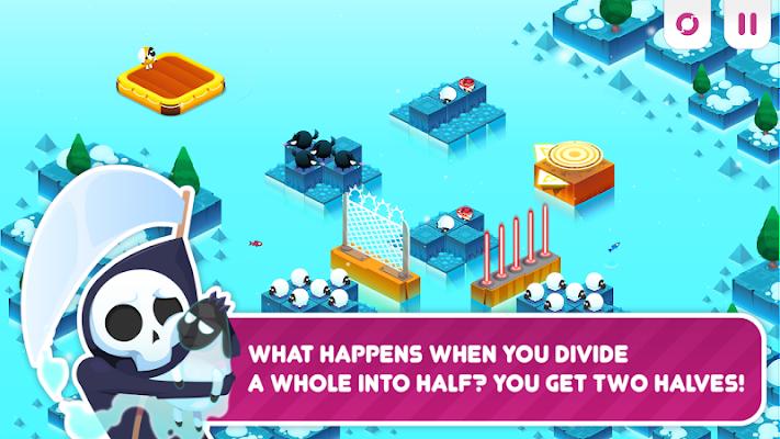 Divide By Sheep - screenshot