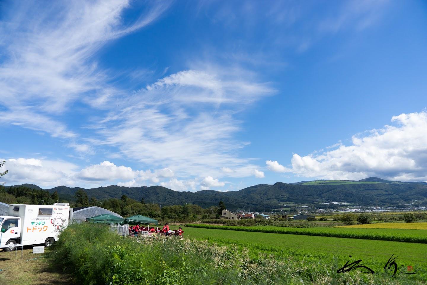 七飯町・ついき農園