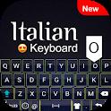 Italian Keyboard with Emoji icon
