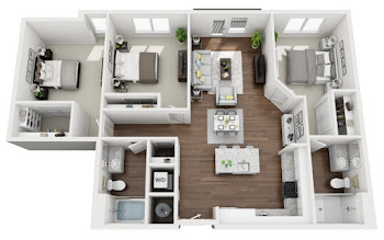 Go to Charlemont Floorplan page.