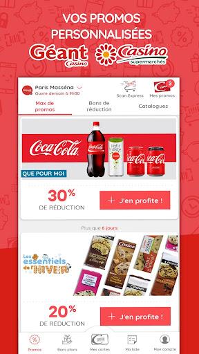 Casino Max u2013 Promos & fidu00e9litu00e9 9.1.0 screenshots 1