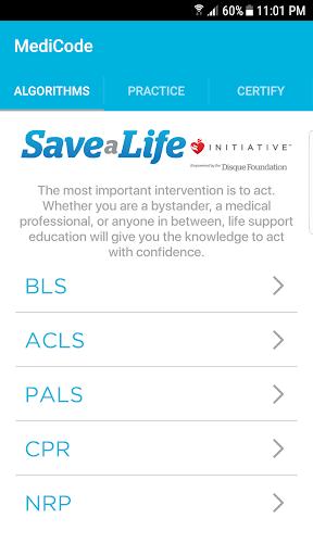 MediCode screenshot for Android
