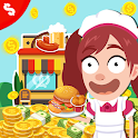 Idle Diner - Fun Cooking Game icon