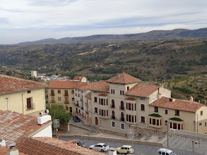 Photo: View south east, Morella