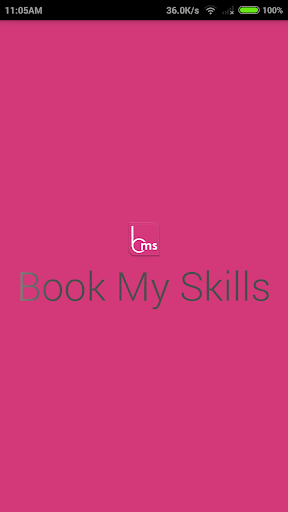 Book My Skills Beta-Open