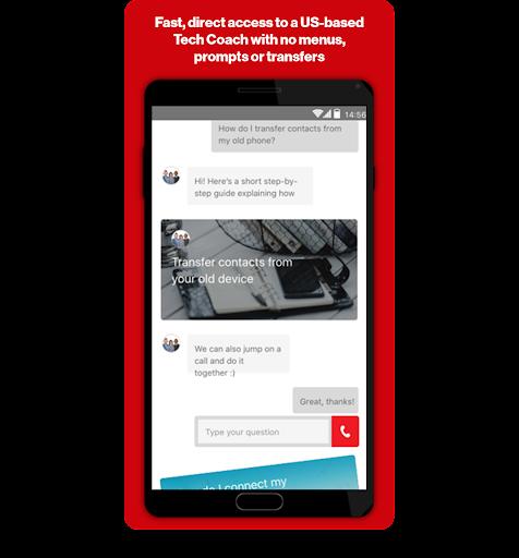 Tech Coach Screenshot