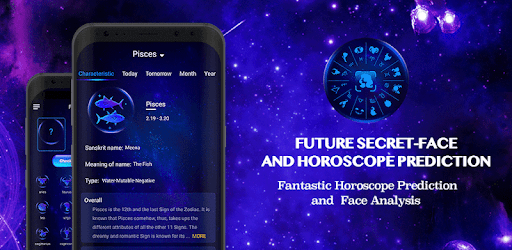 Future Secret-face and horoscope prediction – Apps on Google