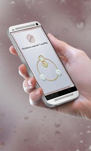 神秘貝殼 TouchPal 議題