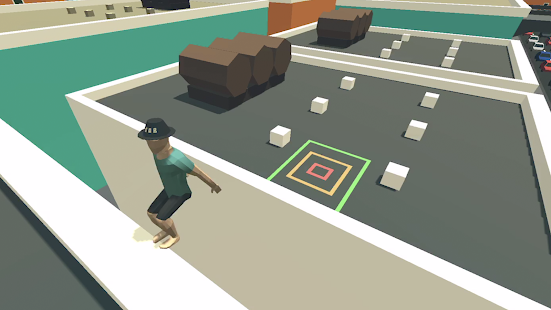 Flip Trickster - Parkour Simulator Screenshot