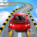 Extreme Car Mountain 3D New Free 2020 icon