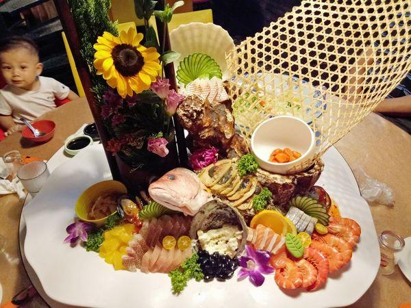 海饕四季主流宴,一定會再去的高CP值無菜單海鮮料理