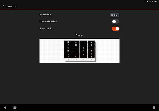 FretBuzz 3.7 screenshots 14