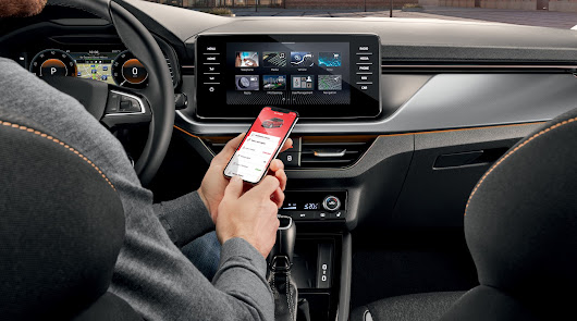 Škoda connect, todos los datos clave en una sola App