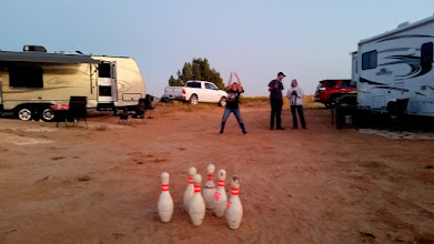 Photo: Bowling!