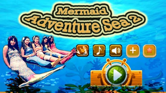 Mermaid Adventure Sea 2 - náhled