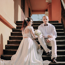Wedding photographer Ekaterina Markevich (Kmark). Photo of 17.01.2018