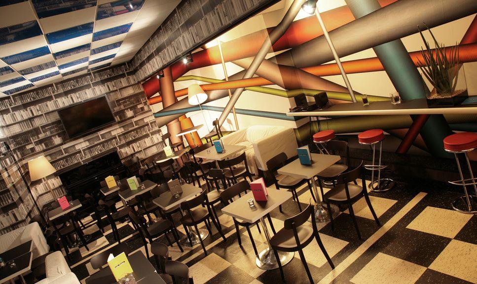 Cafe Korb Interior