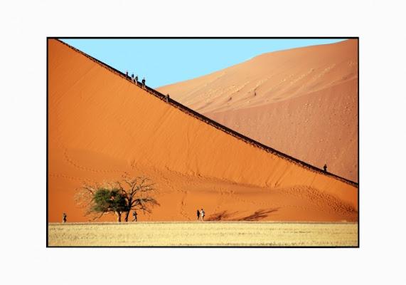 Dune di Sossusvlei di ciciari