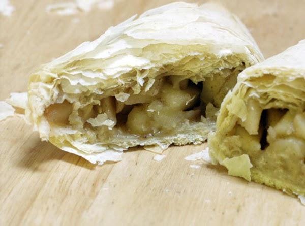 Apple Pie Strudel Recipe