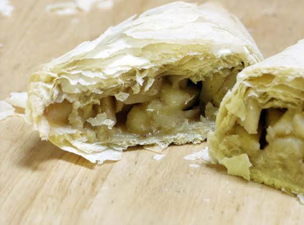 Apple Pie Strudel Recipe