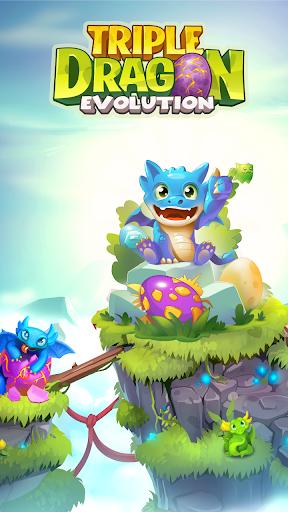 Dragon Evolution Match & Merge screenshot 3