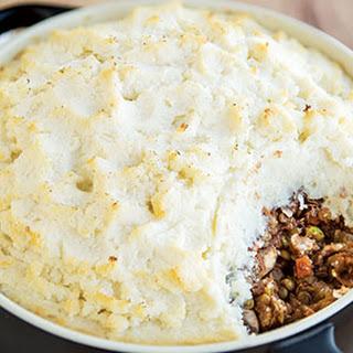Easy Vegan Shepherd's Pie.