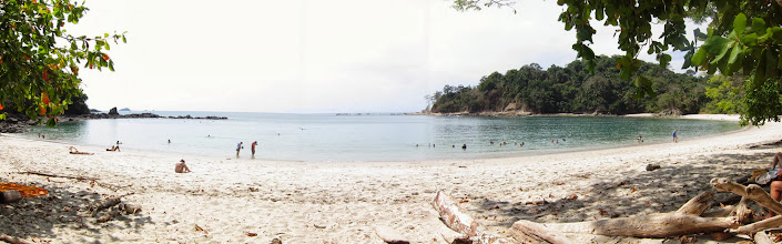 Photo: Playa Manuel Antonio