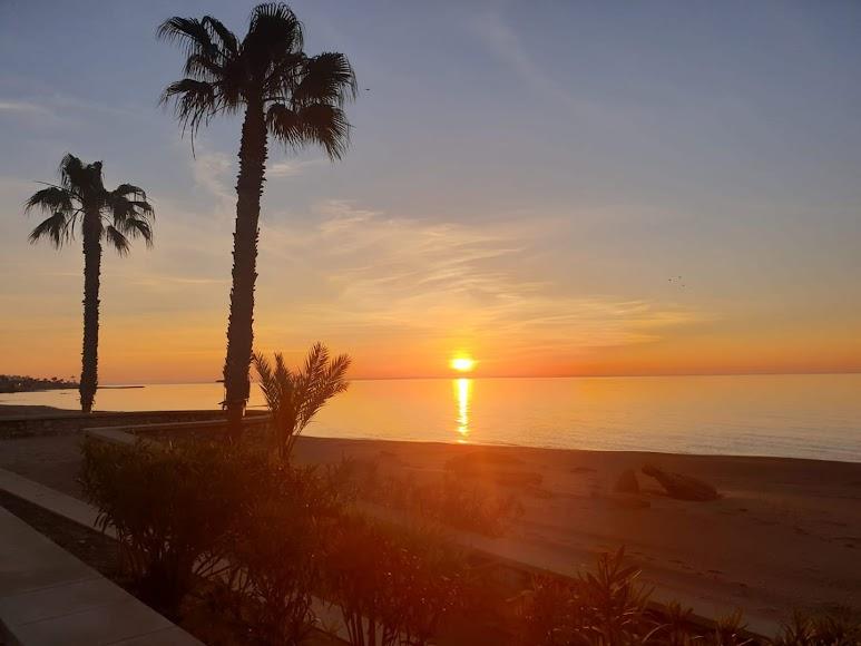 Mojácar, paisaje y playas paradisiacas de la Costa de Almería