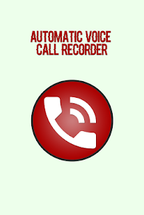 Automatic Voice Call Recorder - 2017 - náhled