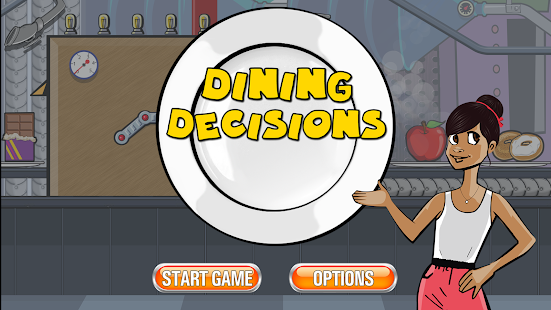 CDC BAM! Dining Decisions- screenshot thumbnail