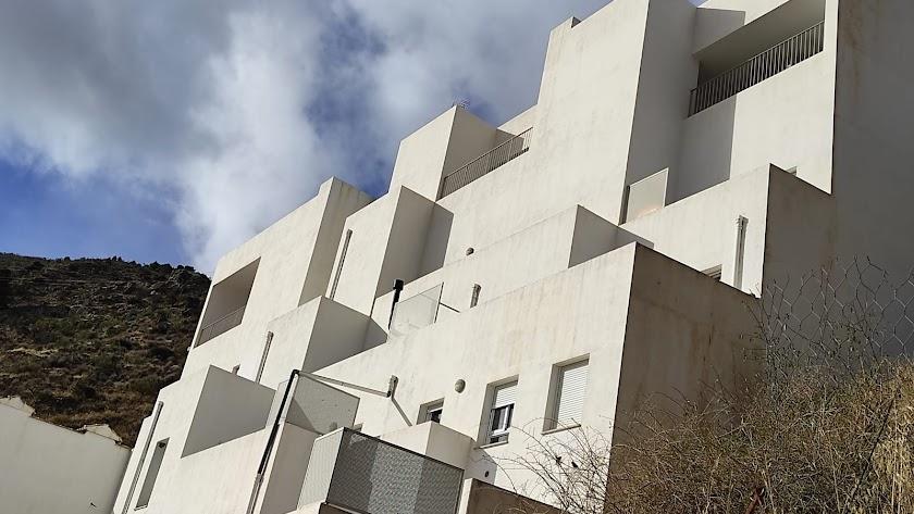Promoción de viviendas de Diputación en Sierro.