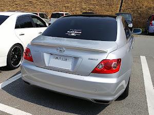 マークX GRX120 250G Lパッケージ 2004年型のカスタム事例画像 マークエクサーズ@トシさんの2019年04月07日14:30の投稿