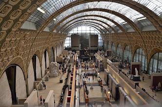 Photo: Paris - Museé D'Orsay