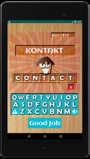 CRAZYWORD u25b2 UNIQUE WORD GAME (Filipino, English) android2mod screenshots 11