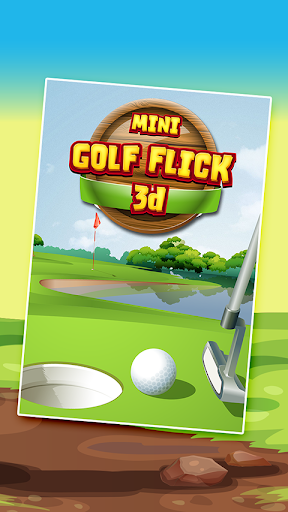 Mini Golf Flick 3D Free