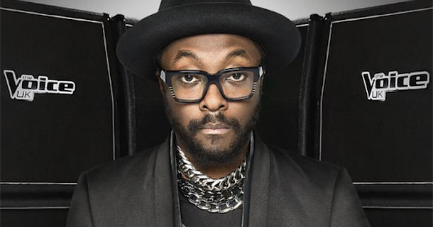 will i am wants The Voice winner to do Eurovision