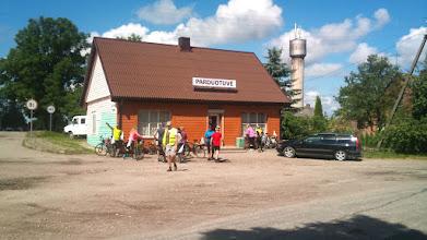 Photo: Žygeivių džiaugsmui pirmoji parduotuvė po 10 km