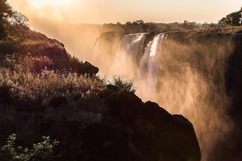 Victoria Falls view di Nube