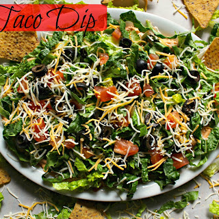 Traditional Taco Dip