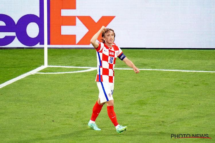Un record de plus pour Luka Modric
