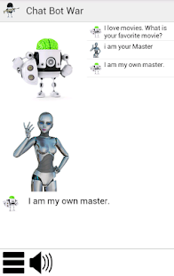 Chat Bot Wars screenshot