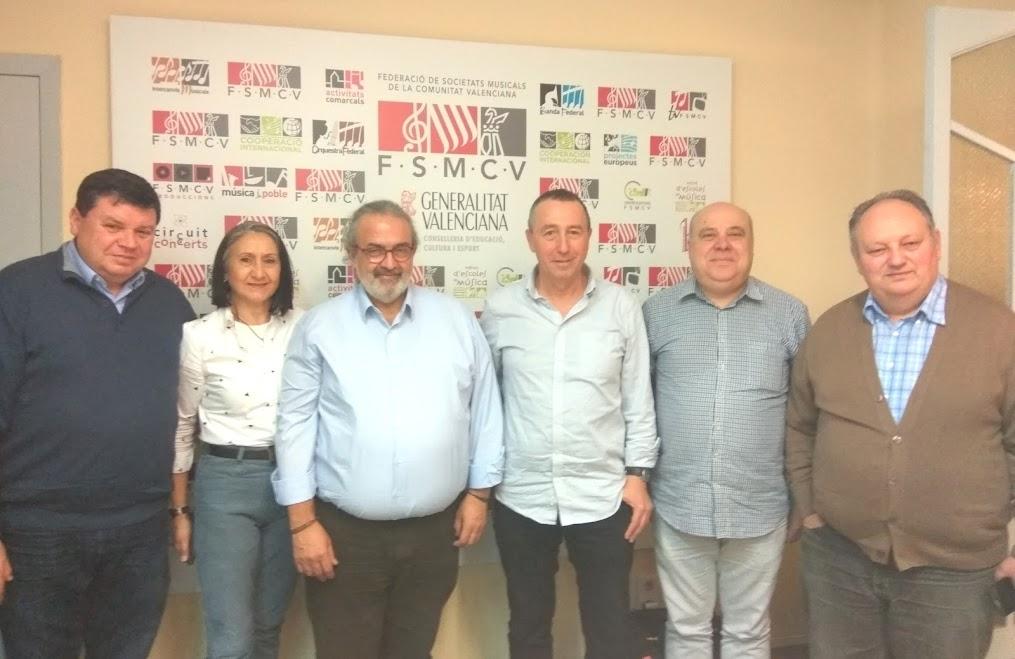 La FSMCV urge al Gobierno Central a la realización de un pacto político y social por la educación musical
