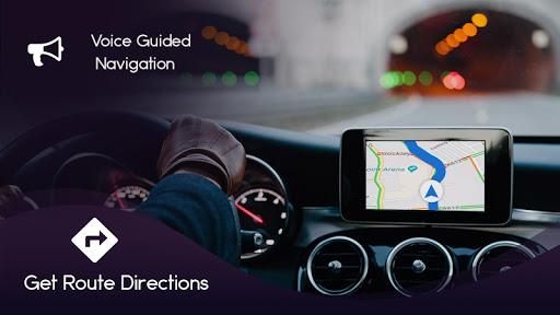 GPS, Maps, Navigations & Route Finder 1.8 screenshots 5
