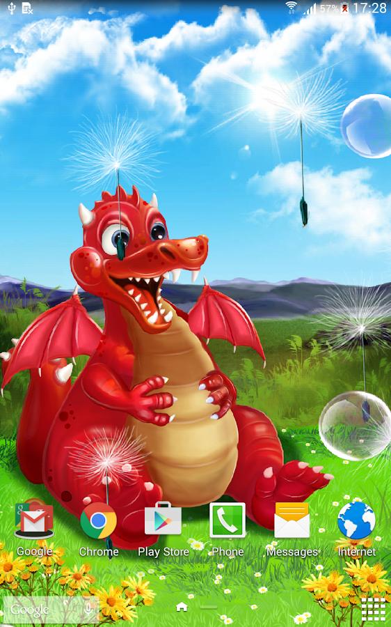app dragon live wallpaper - photo #45